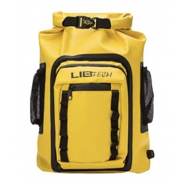 LIB TECH WHARF RAT DRY BAG - YELLOW